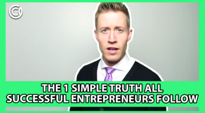 simple truth, entrepreneur, mindset, Jeremy Sherk, capitalism