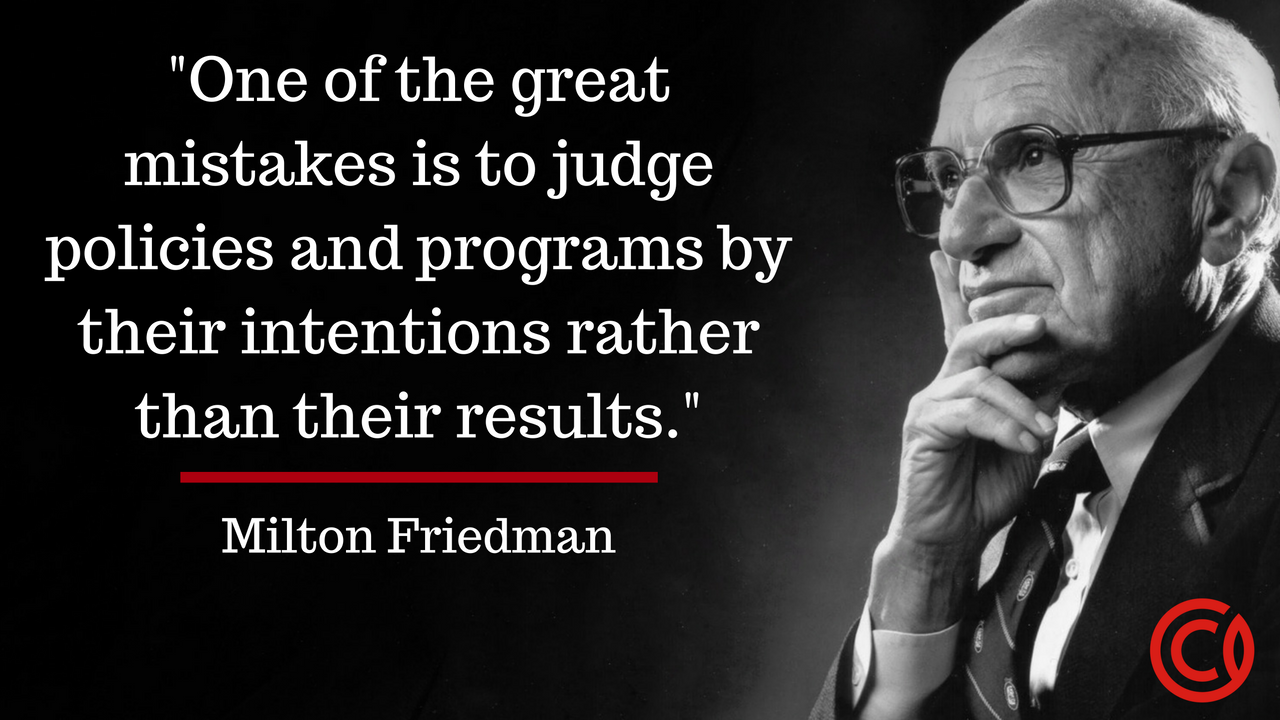 Image result for milton friedman quotes