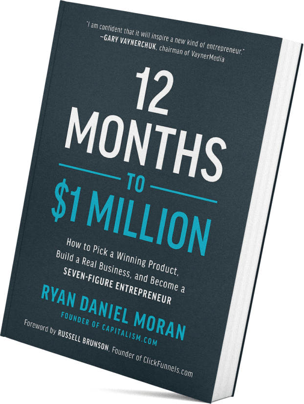 12 Months to $1 Million Book