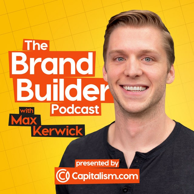 The Brand Builder Podcast cover